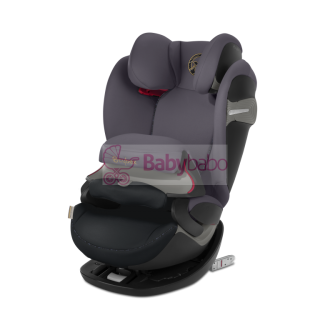 CYBEX - PALLAS S-fix 2019, premium black