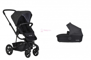 EASYWALKER - Harvey2 2020, Night Black + hlboká vanička za 0,01 €