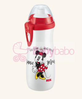 NUK - Sports Cup Minnie, 450 ml