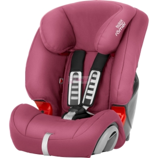 Britax Römer - EVOLVA 123 2019, wine rose