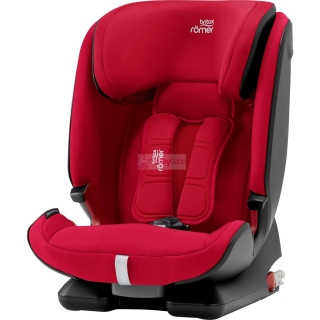BRITAX RÖMER - Advansafix IV M 2019, fire red