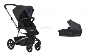EASYWALKER - Harvey2 2019, night black platinum edition,hlboká vanička za 0,01 €