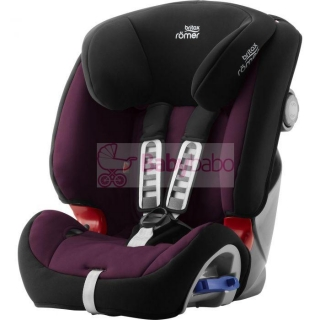 BRITAX RÖMER  - Multi-Tech III 2019, burgundy red